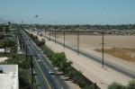 Mexicali MEX-US Border
