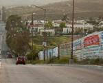 Tecate MEX-US Border