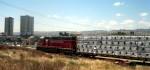 Tren de Carga Tijuana
